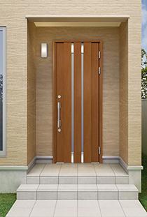 玄関ドア(断熱ドア)